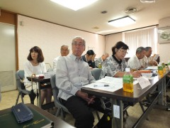 SC大阪若手委員の参加者